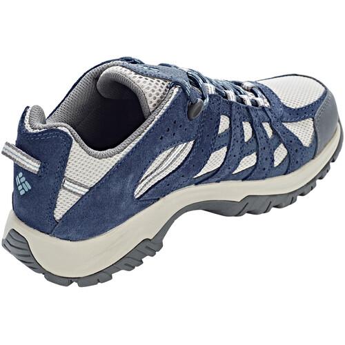 Columbia Redmond XT Waterproof - Chaussures Femme - bleu sur campz.fr !